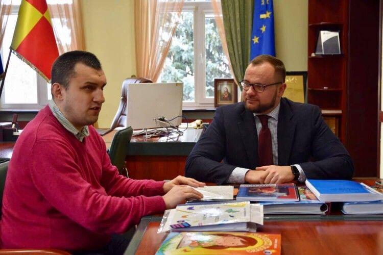 Луцьк компенсовує незрячим людям 700 гривень на комунальні послуги
