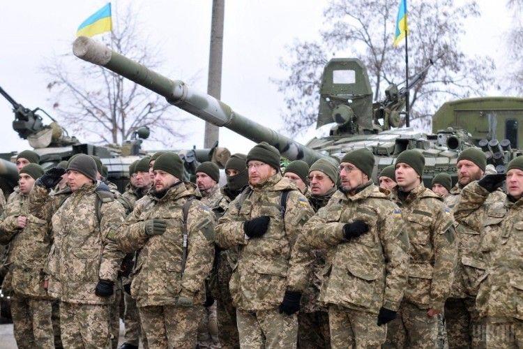У випадку загрози вторгнення російського супостата Україна швидко розгорне війська