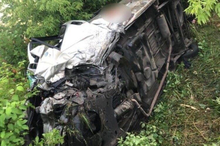 У Луцькому районі – аварія з 7-ма постраждалими