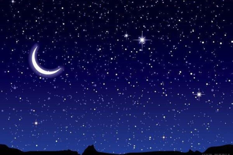 Погода на п'ятницю, 23 жовтня: уважно дивіться на роги місяця