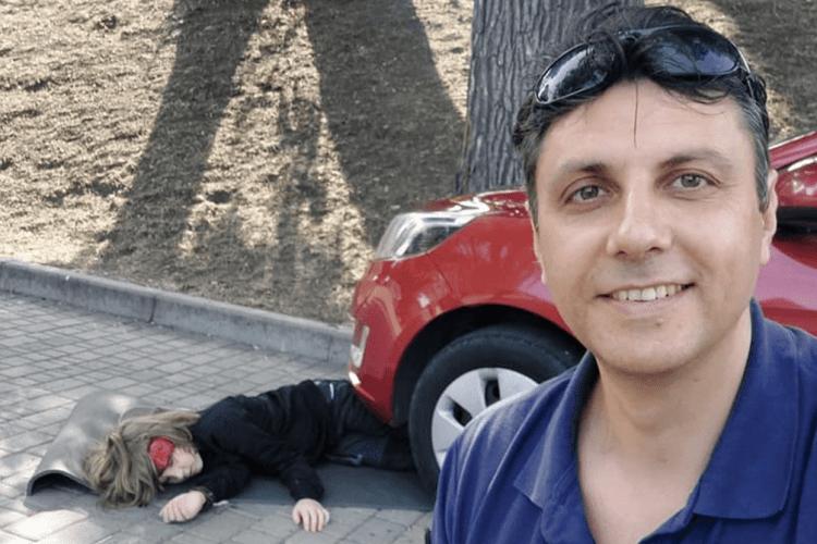 Посеред вулиці вибухнула автівка: з'явилися подробиці про загиблого чоловіка (Фото)