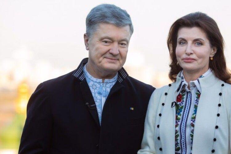 """""""Все залежить лише від нас, від нашої віри"""": Великоднє привітання родини Порошенків"""