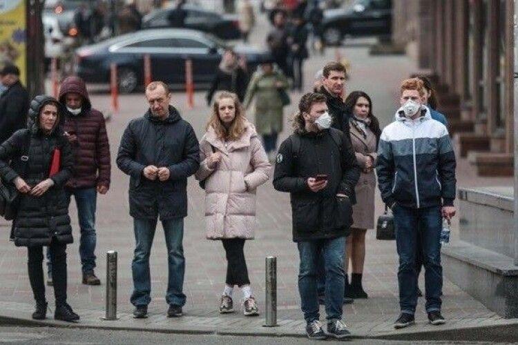Коронавірусом перехворіли 3% українців