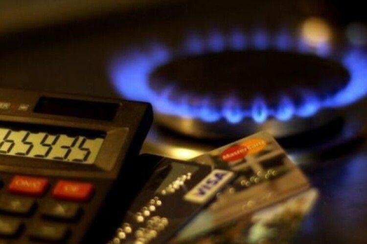 Понад 40 тисяч волинян ризикують лишитися без субсидії через борги за газ