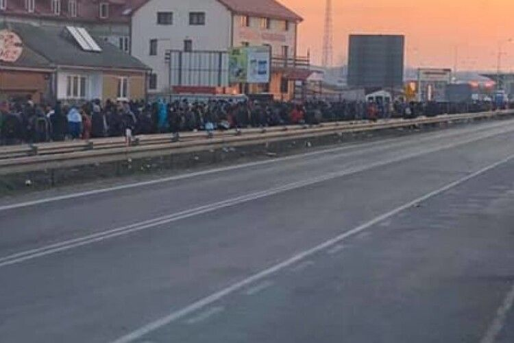 На україно-польському кордоні скупчень – немає