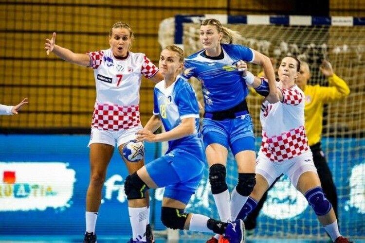 Сенсаційний старт! Українські гандболістки на виїзді обіграла Хорватію