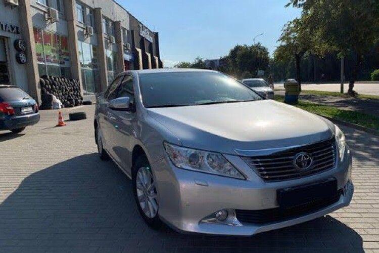Житель Луцька інсценізував викрадення власного авто заради страховки