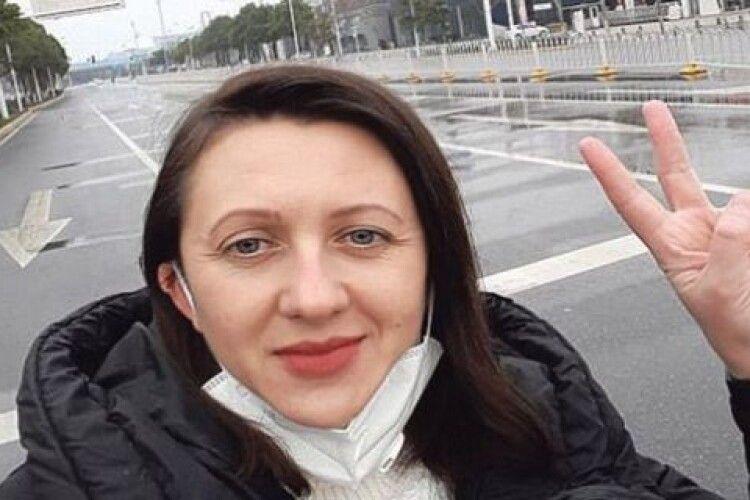 «Треба було залишитися вКитаї», – евакуйована зУханю лучанка