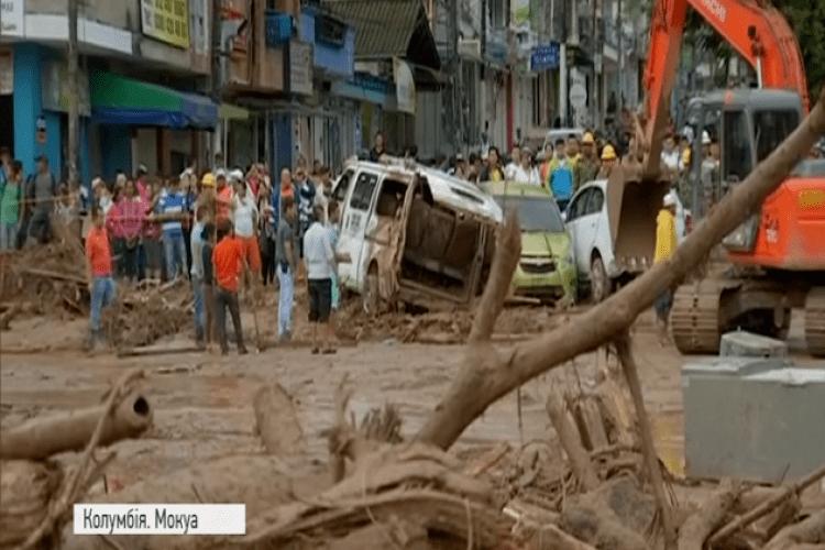 Накрило тоннами землі та каміння: зсуви у Колумбії забрали понад 250 життів