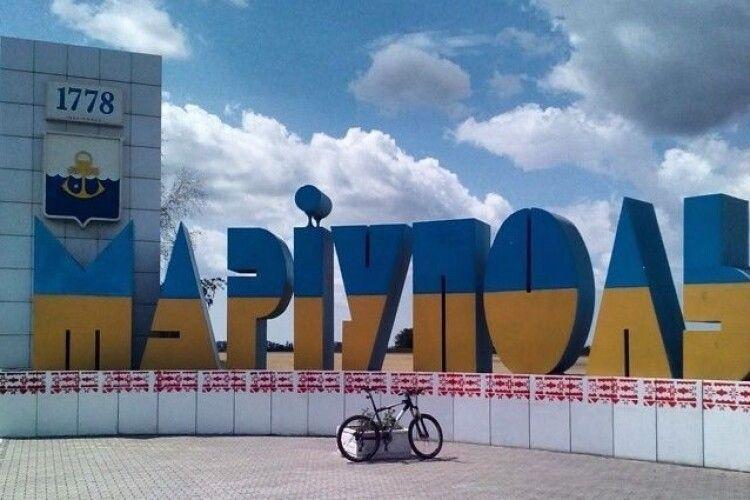 Зеленський привітав жителів Маріуполя з Днем звільнення від проросійських терористів