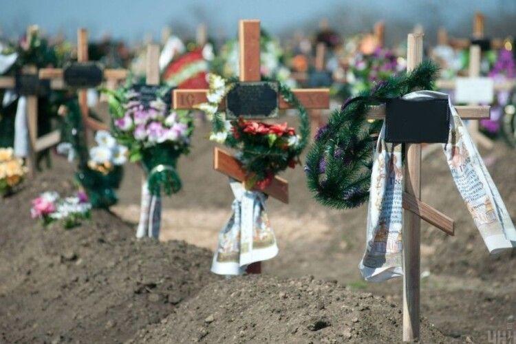 Наруга над мертвими: чоловік розкопав могилу на кладовищі