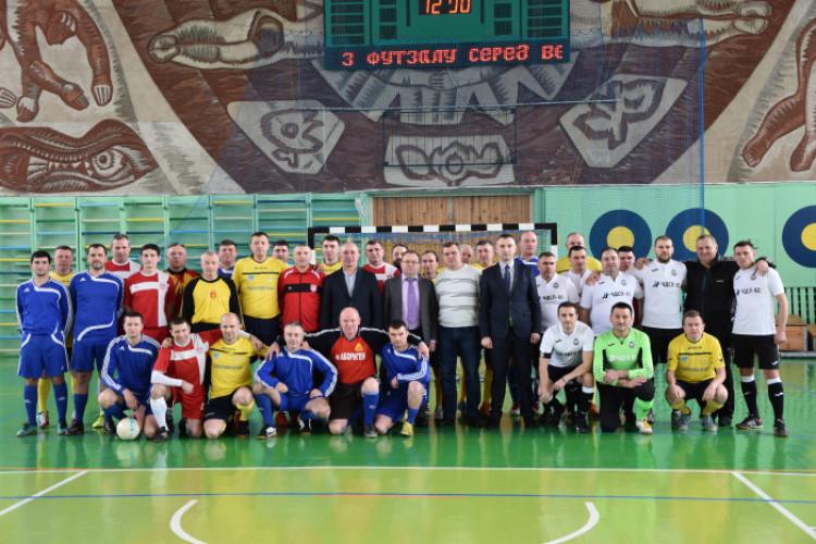 У Луцьку – турнір з футзалу пам'яті Миколи Романюка