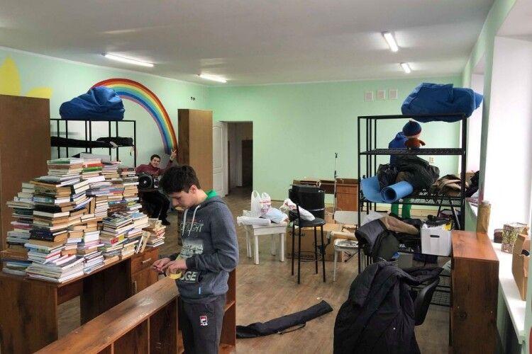 У Нововолинську готуються до відкриття Молодіжного центру «Нові крила»