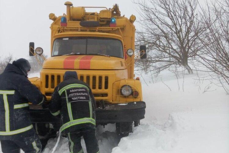 На Волині з дороги злетів автобус із 40 людьми