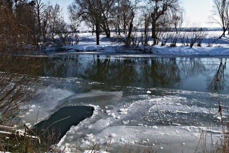 На Прип'яті і Бузі підніметься вода