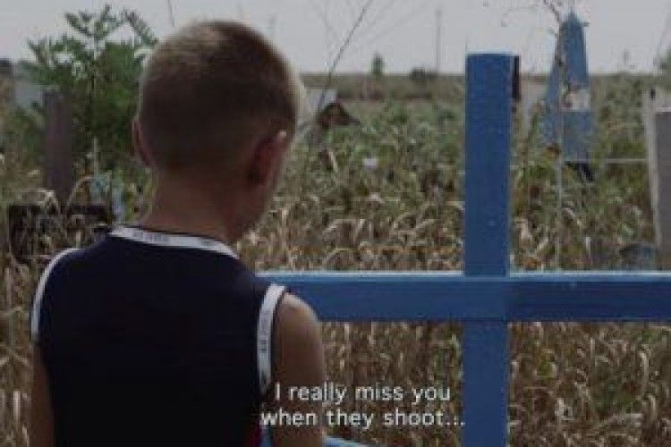 Український фільм про хлопчика з Донбасу отримав міжнародну нагороду