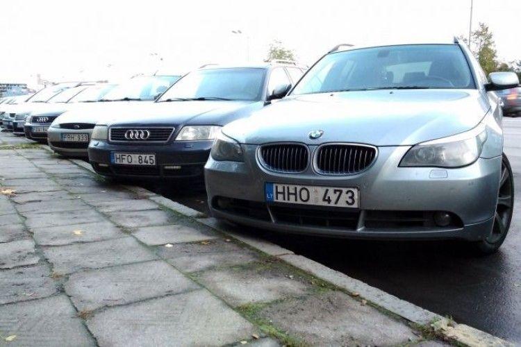 У питанні розмитнення автівок на «євробляхах» Україна братиме приклад з Молдови