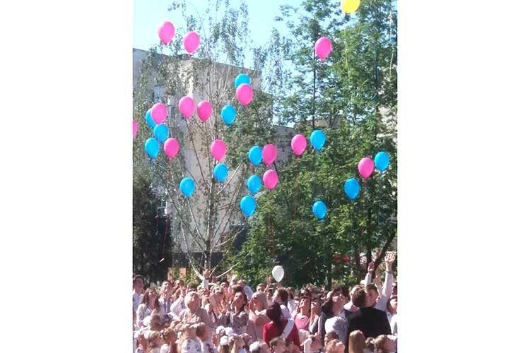 Повітряні кульки долають тисячі кілометрів, апотім забруднюють природу