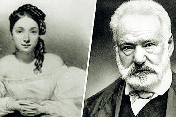 Пожертвувавши кар'єрою акторки, Жульєтта повністю належала Віктору Гюго