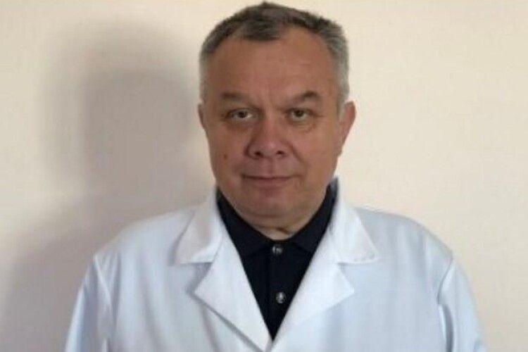Завідувач хірургічним відділенням раптово помер на робочому місці