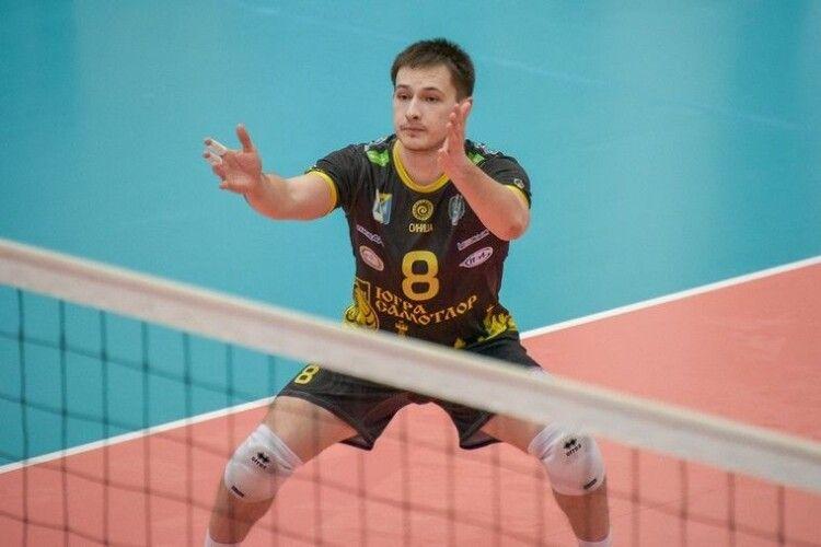 Український волейболіст продовжить кар'єру в Росії