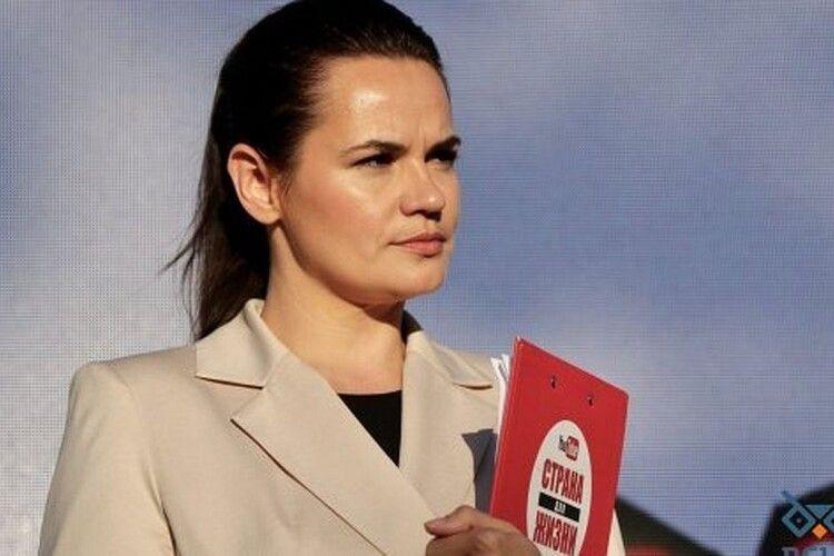 Суперниця Лукашенка не визнала результатів виборів