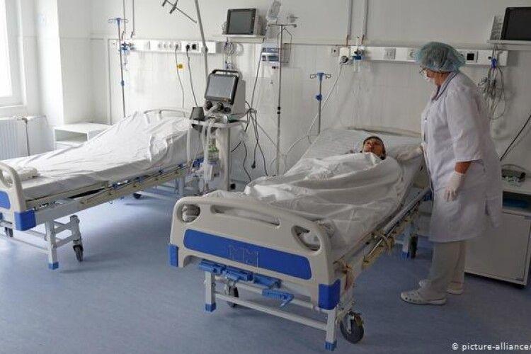 На Волині за добу від коронавірусу померло 6 людей