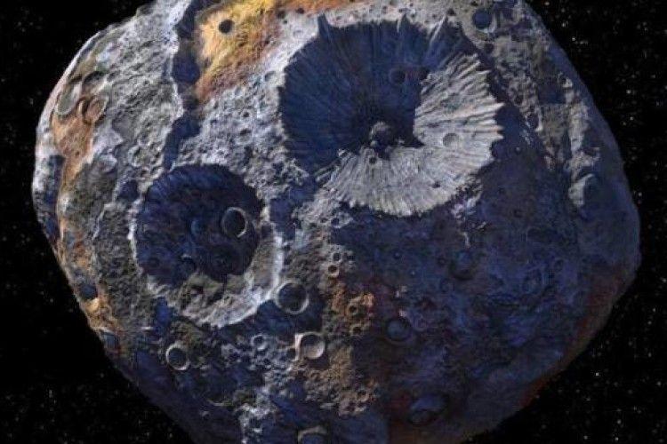 Завтра на небезпечній близькості від Землі пролетить гігантський астероїд