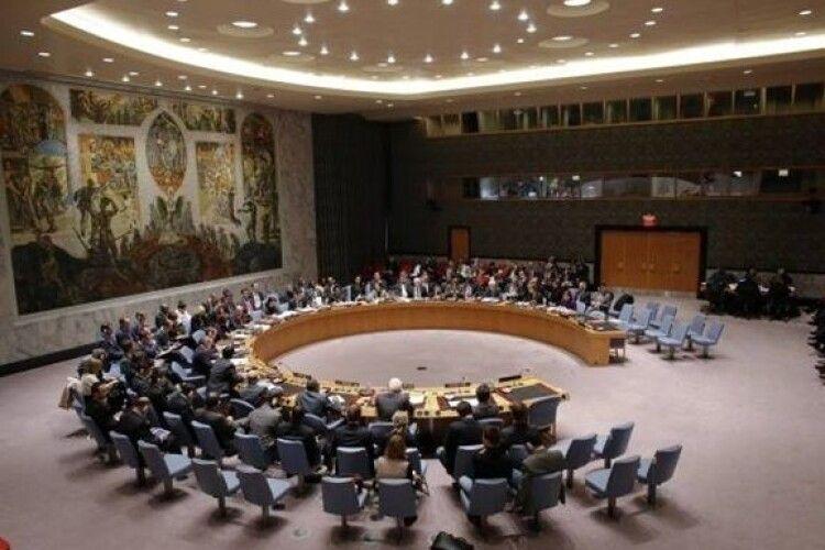 Радбез ООН обговорить ситуацію в Ізраїлі