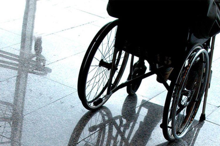 Тепер з області перевірять, чому в Горохові абияк звели пандуси для інвалідів біля аптек і магазинів міста