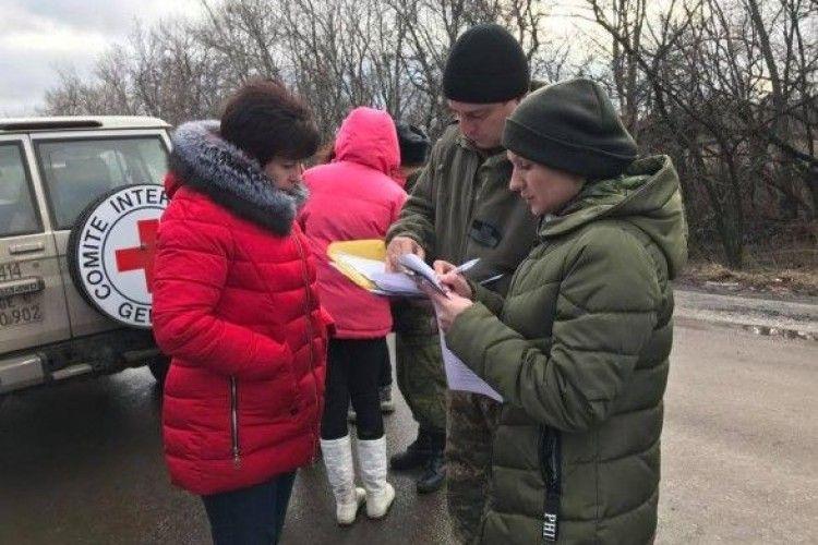 Україні передали перших 16 заручників