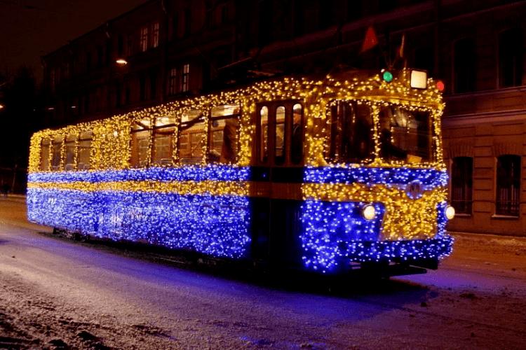 Як у Луцьку курсуватимуть маршрутки і тролейбуси в новорічну ніч