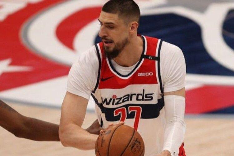 Баскетбол: Лень набрав 14 очок, але не врятував Вашингтон від поразки