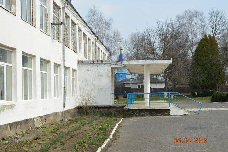 Школа на Волині виграла грант у розмірі 480 тисяч євру на ремонт