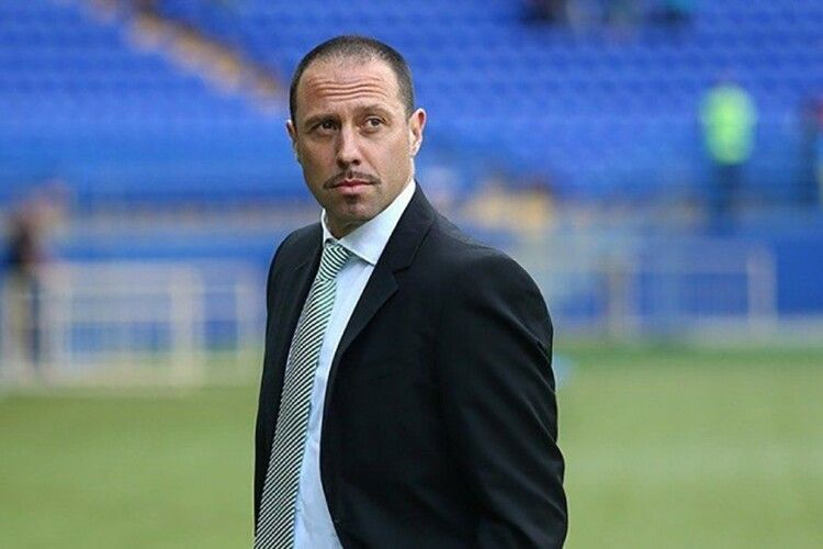 Футболісту з Макіївки не сподобалось, що хорватський тренер розмовляє українською мовою