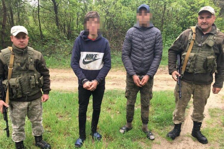 Біля українсько-польського кордону затримали двох порушників