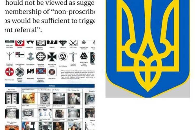Україна таБританія зчепилися через… тризуб