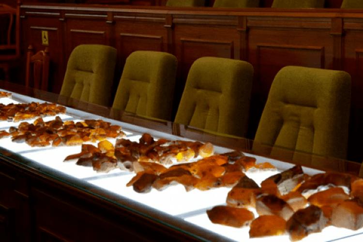 Сьогодні на аукціоні у Луцьку продали бурштину на майже 24 мільйони гривень