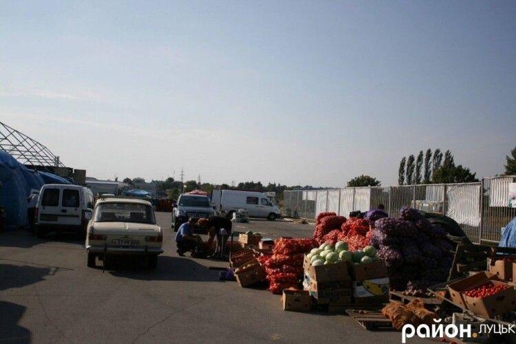 Луцький активіст запропонував, як привести покупців на Новий ринок