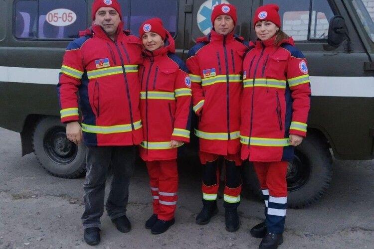 Чому медиків «швидкої» у волинському селі виганяють з обжитого приміщення