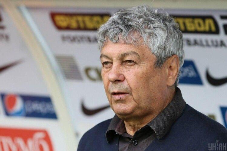 Луческу з «Динамо» поки не пішов: усе вирішить особиста розмова із Суркісом