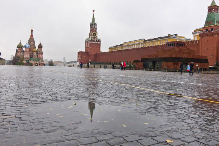 Охоронець Путіна застрелився в Кремлі