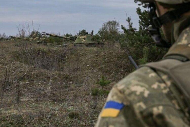 Російські окупанти гатили з гранатомета поблизу Мар'їнки