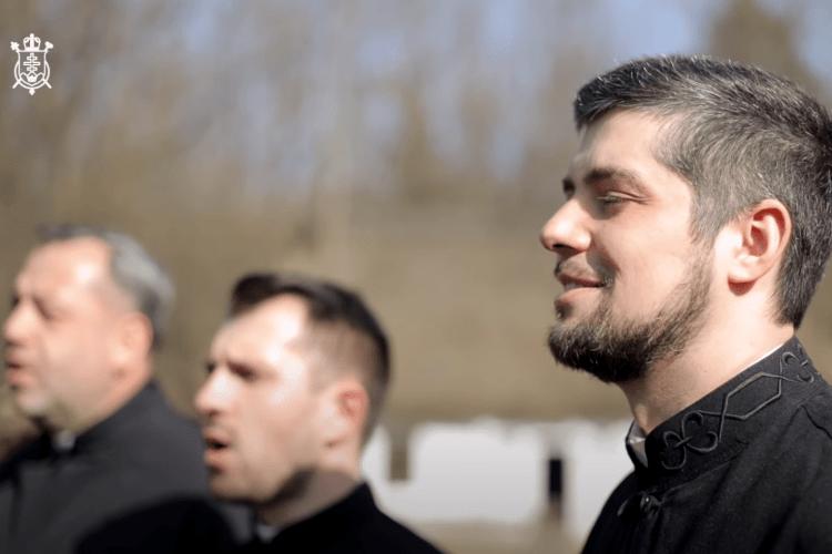 Священники з Прикарпаття зняли кліп до Шевченківських днів (Відео)