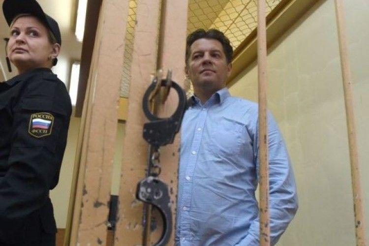 Суд Москви продовжив арешт Сущенку до 30 березня