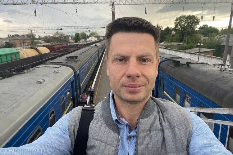 Народного депутата обікрали в поїзді Одеса-Ковель