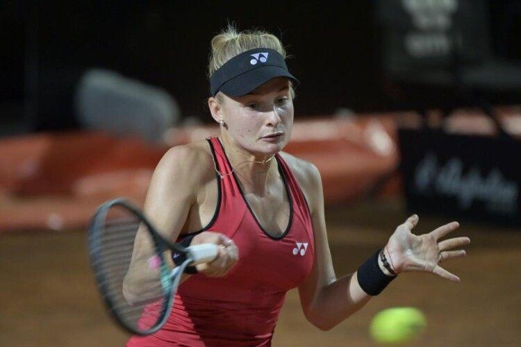 Українська тенісистка Даяна Ястремська стверджує, що допінг у її організм потрапив під час сексу