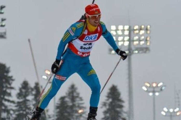 У спринтерській гонці в Обергофі кращий з українців посів лише 25-те місце