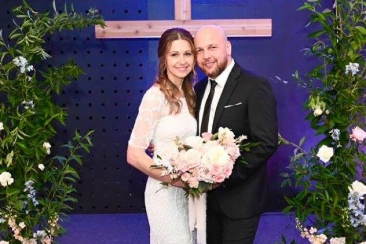 Ексзаступник мера Рівного одружився в Америці