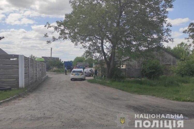 Горохівчанин організував діяльність нелегальної АЗС. До нього завітала поліція (Фото)